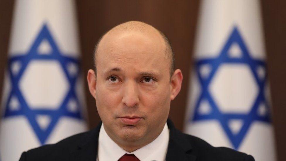 Israeli PM Naftali Bennett
