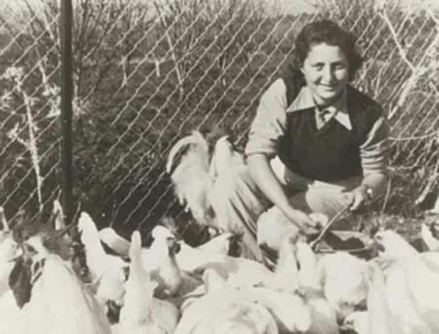 Hannah Szenes in 1941