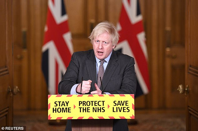 Prime Minister Boris Johnson has said the earliest schools in England can reopen is March 8