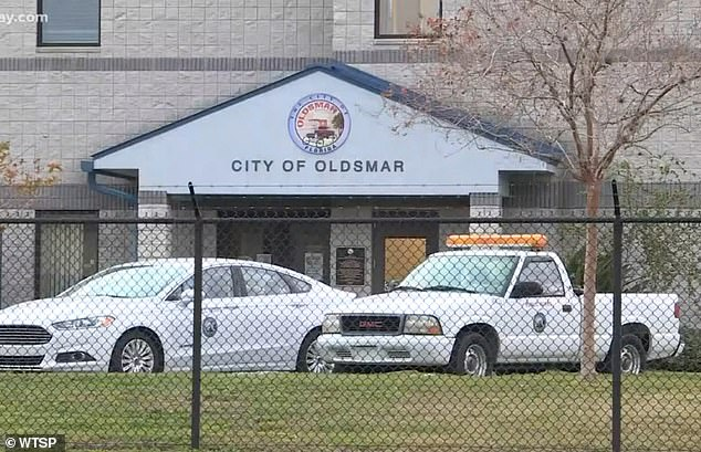 The hacker breached the system at the city of Oldsmar's water treatment plant in Florida last Friday using a remote access program shared by plant workers. Image courtesy of WTSP