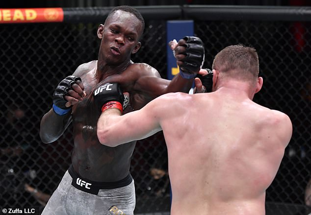 UFC superstar Israel Adesanya has gone from being bullied at his New Zealand school for being an 'anime nerd' to smoking weed with Snoop Dogg and surfing with Kelly Slater