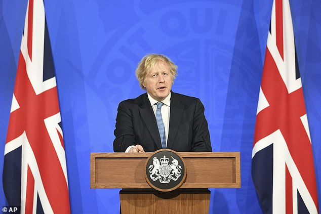 Hairdressers, shops and beer gardens can reopen on Monday for the first time in more than three months as Boris Johnson announced that England could take a major step towards the end of lockdown